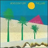 The Cure Boys Dont Cry Album
